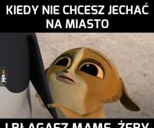 No, mamo...