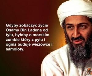 Życie Bin Ladena od tyłu