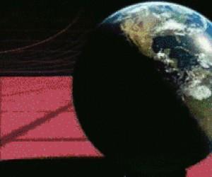 Porównanie wielkości Ziemi i największej odkrytej gwiazdy