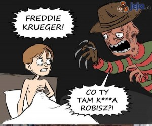 Prawdziwy koszmar z ulicy Wiązów