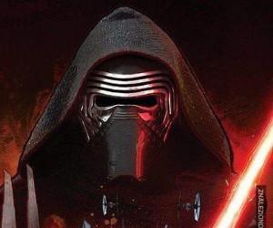 Kylo Ren - nowy złoczyńca w Gwiezdnych Wojnach