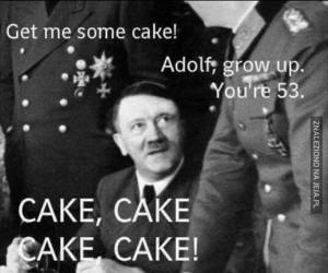 Dawajcie mi tort!