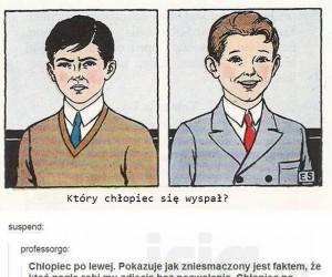 Test twarzy