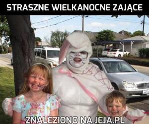 Straszne zające Wielkanocne cz.3