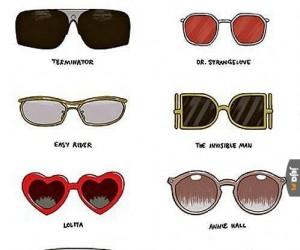 Filmowe okulary