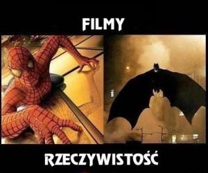 Filmy a rzeczywistość