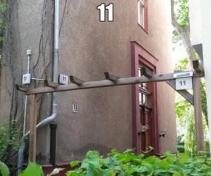 """""""Mieszkam pod 11, łatwo znaleźć"""""""