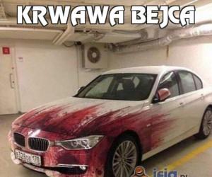 Krwawa bejca