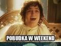Piątek vs poniedziałek
