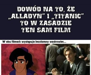 """""""Alladyn"""" i """"Titanic"""" mają wiele wspólnego"""