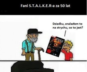 Fani S.T.A.L.K.E.R-a za 50 lat