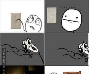 Ucieczka przed ciemnością