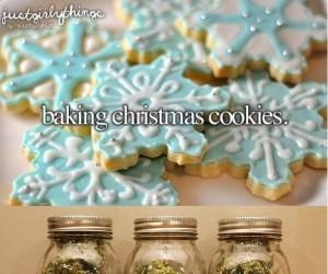 Upiec ciasteczka na święta