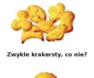 Jejowy krakers