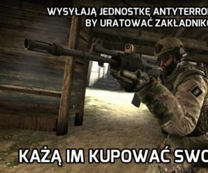 Logika Counter Strike'a