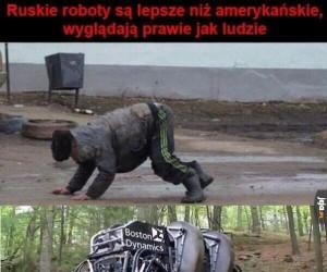 Ruskie roboty