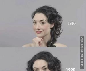 Ewolucja kobiecych fryzur