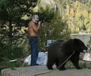 Kolejny, zwykły dzień w Rosji