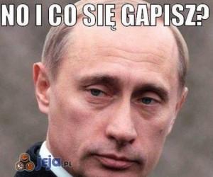 Z Putinem lepiej nie zadzierać!