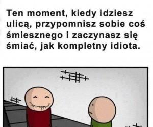 Śmieszne wspomnienia