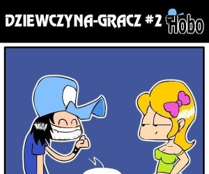 Dziewczyna-gracz: Część 2