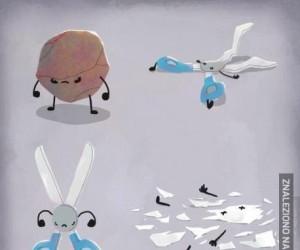 Kamień, papier, nożyce. Kochajmy papier!