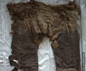 Spodnie, które mają 3000 lat