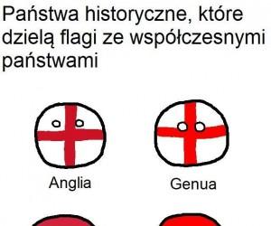 Podobieństwa flag