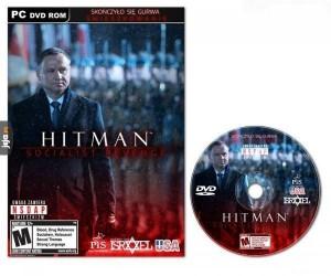 Hitman: wersja prezydencka