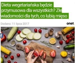 Czas na więcej warzyw!