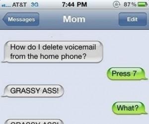 Grassy Ass