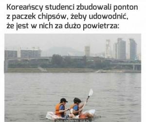 Jeśli na Lejsach, to niedługo zacumują w Polsce