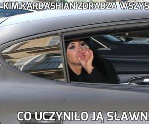 Kim Kardashian zdradza wszystkim