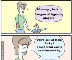 Synu, nie, proszę!