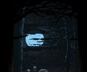 Geralt - wersja 8 bitowa