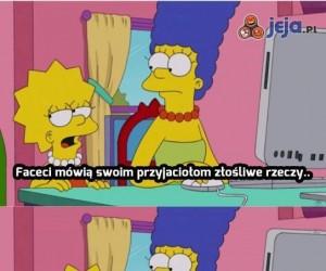 Lisa to mądra dziewczyna