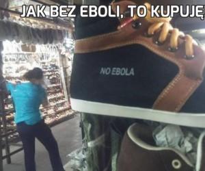 Jak bez eboli, to kupuję!