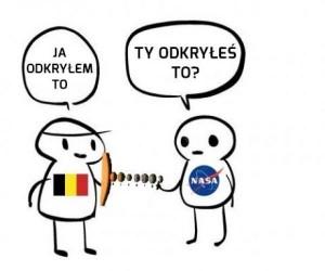 Nikt inny jak NASA