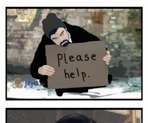 Proszę, pomóż...