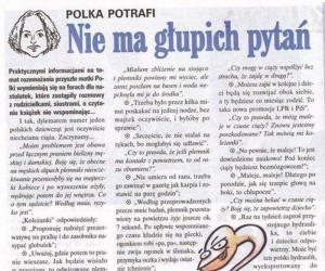 Polka potrafi