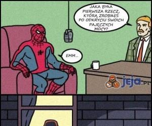 Mała tajemnica Spider-Mana