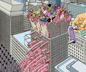 Co korporacja robi z ludźmi