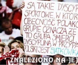 Nadal uważasz, że piłka nożna jest naszym sportem narodowym?