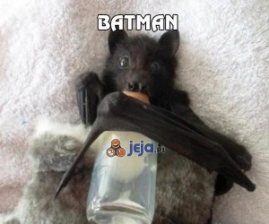 Batman - młode lata