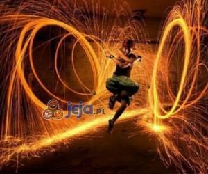 Igranie z ogniem...