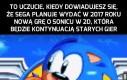 Nawet Sonic się zdziwił