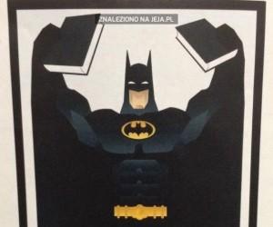 Batman zawsze oddaje książki do biblioteki
