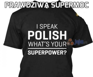 Prawdziwa supermoc