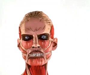 Makijaż lvl - tytan
