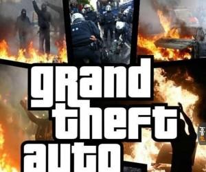Nowe GTA prezentuje się kozacko